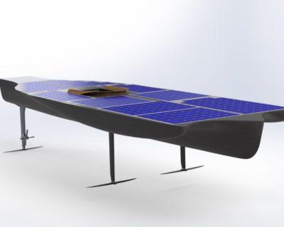 TECNICO SOLAR BOAT