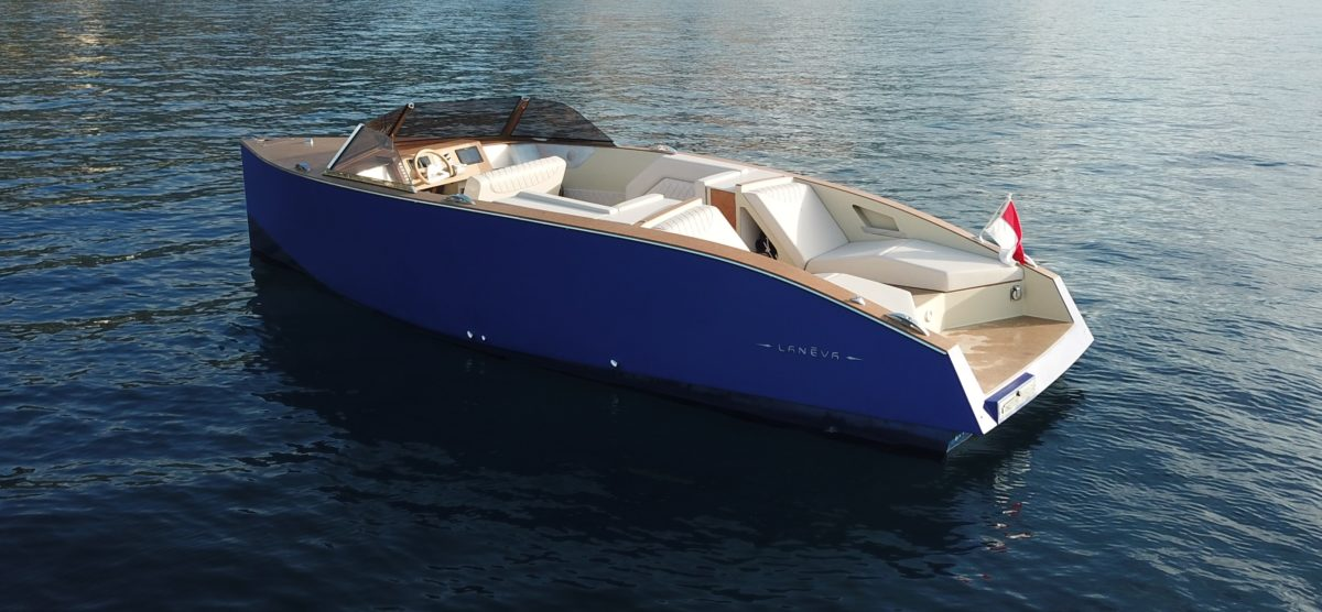 Lanéva Boats honoured with Efficient Solution Label