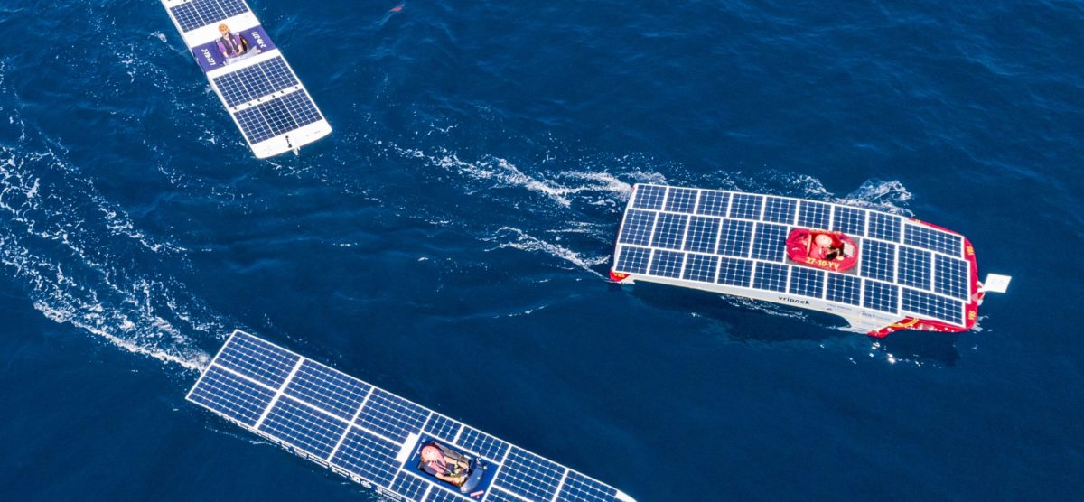 Registration closes 15th May for Solar and Open Sea classes