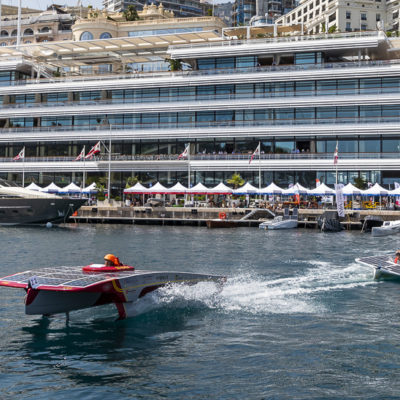Monaco an incubator of maritime innovation to protect the environment