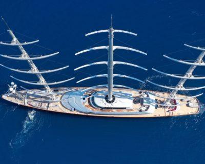 An overview of Yacht Club de Monaco's environmentally responsible initiatives