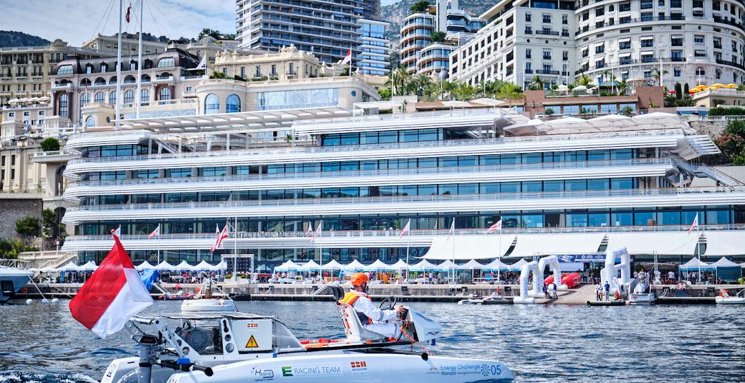 Monaco, bouillonnant campus des propulsions alternatives