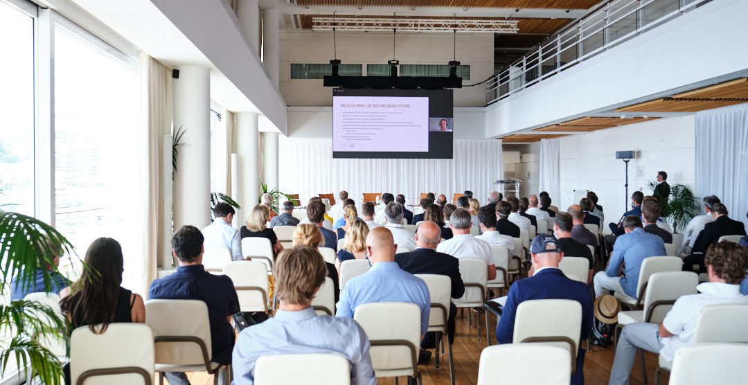 Energy transition, alternative solutions, initiatives and sustainability in yachting
